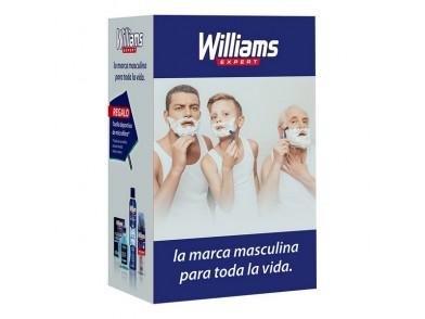 Conjunto de Cuidado Pessoal para Homem Aqua Velva Williams (4 pcs)