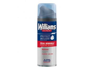 Espuma de Barbear Williams Pele sensível (200 Ml)