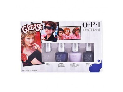 Conjunto de Maquilhagem Infinite Shine Grease Collection Opi (4 pcs)