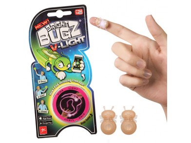 Bright Bugz V-Light Nowstalgic Toys (2 Uds)