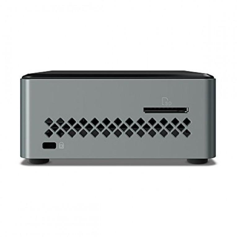 Mini PC Intel NUC6CAYH Celeron J3455 DDR3L Cinzento