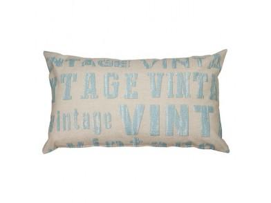 Almofada Vintage Azul