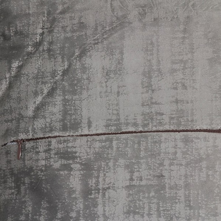 Almofada Fringes (45 x 10 x 45 cm) Poliéster