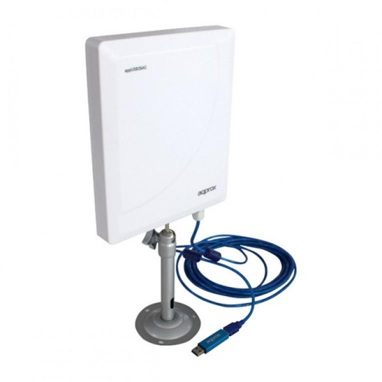 Antena Wifi approx! APPUSB26AC Branco