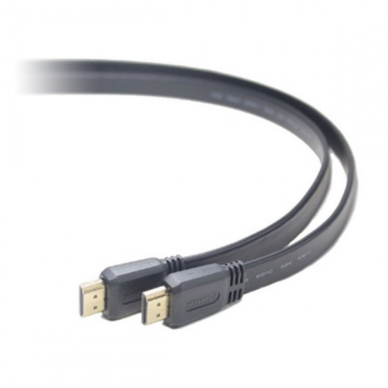 Cabo HDMI GEMBIRD CC-HDMI4F V2.0 Preto