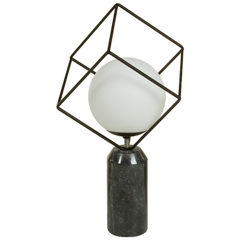 Lâmpada de Mesa Alumínio