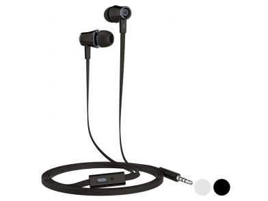 Auriculares com microfone Go & Play Small 3 3.5 mm