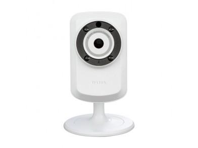 Câmara IP D-Link DCS-932L IR Wifi Branco