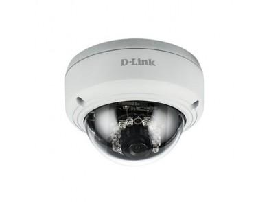 Câmara IP D-Link DCS-4603 Domo FHD PoE (H/V/D): 96° / 54° / 108° Zoom 10x Branco