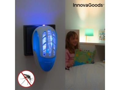 Repelente Elétrico com LED Ultravioleta InnovaGoods