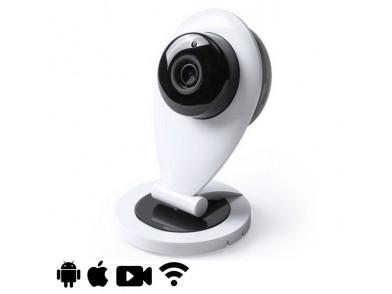 Video-Câmera de Vigilância HD WIFI 145321