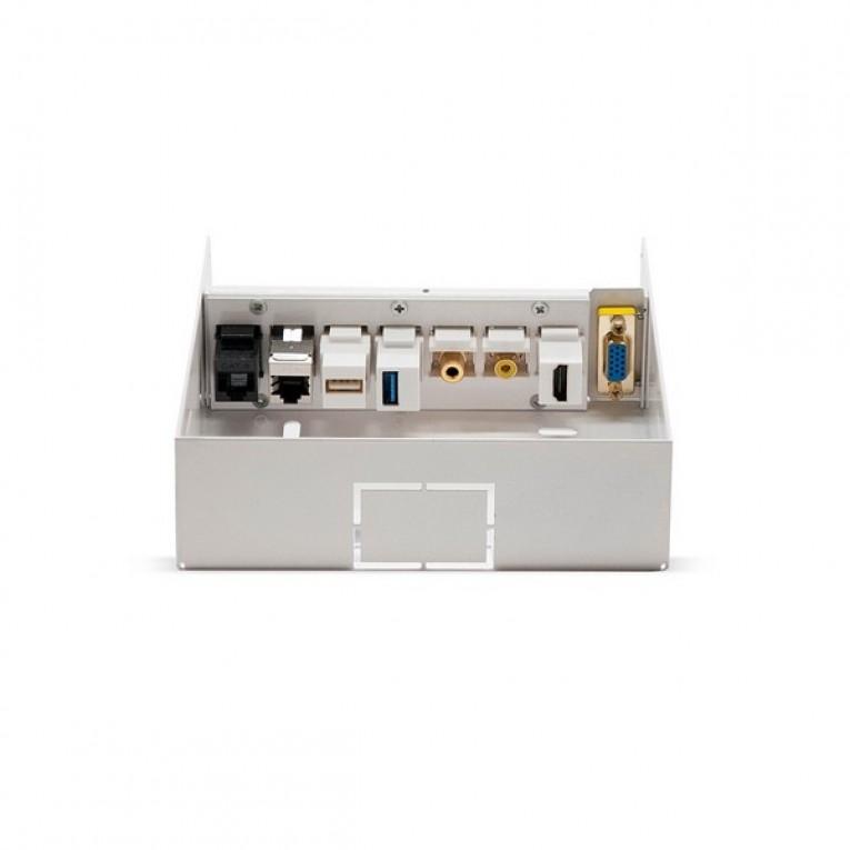Caixa de ligações para Quadro Interactivo NANOCABLE 10.35.0003 Branco