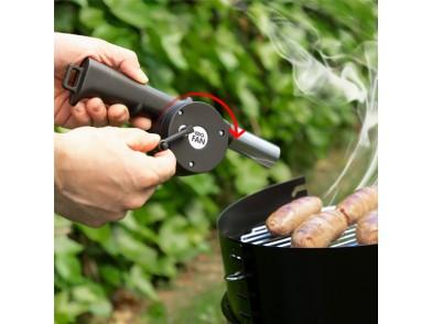 Ventilador para Churrasqueiras BBQ