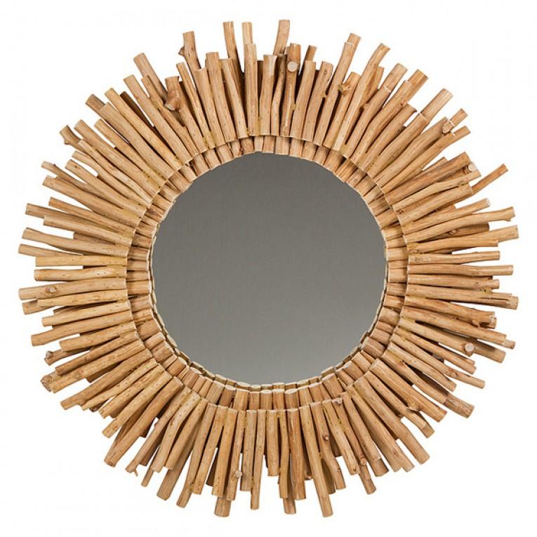 Espelho Acácia (77 X 6 x 77 cm)