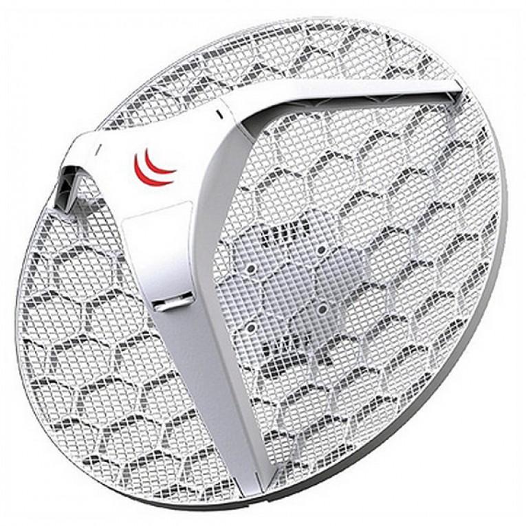 Ponto de Acesso Mikrotik RBLHG-5HPnD-XL 5 GHz 600 MHz Branco