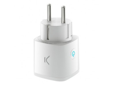 Tomada Inteligente Smart Energy Mini WIFI 250V Branco