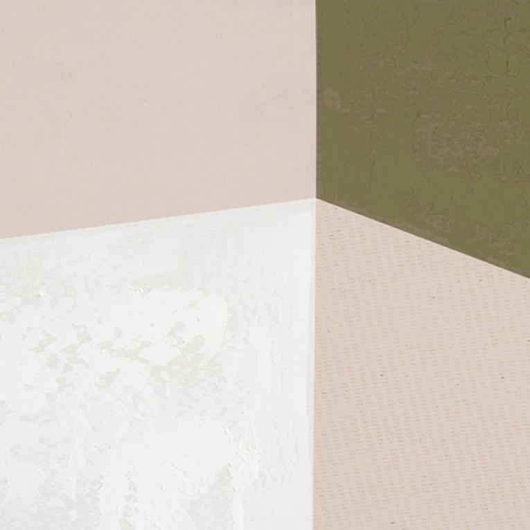 Pintura a Óleo Mdf (80 X 4 x 80 cm)
