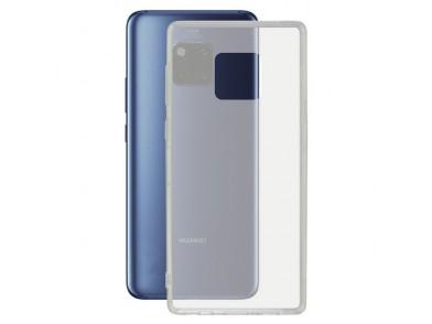 Capa para Telemóvel Huawei Mate 20 Pro Flex Transparente