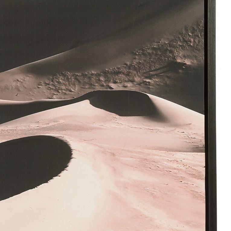 Pintura a Óleo Sahara Mdf