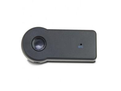 Recetor de Música sem Fios Connect & Play Bluetooth 3.0 Preto
