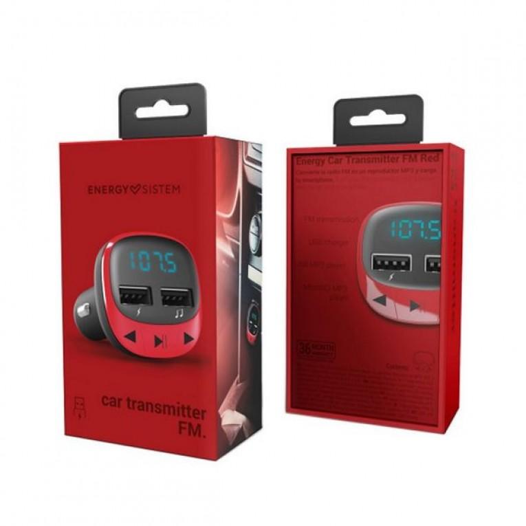 Reprodutor MP3 para Carros Energy Sistem 448241