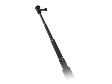 Selfie-stick para a Câmara Desportiva KSIX Preto