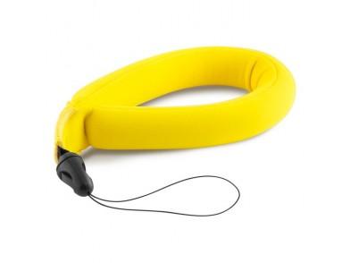 Pulseira Flutuante para a Câmara Desportiva KSIX Neopreno Amarelo