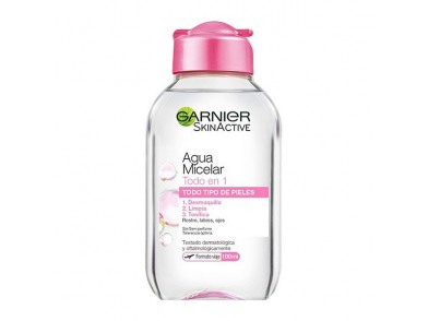 Água Micelar desmaquilhante Skin Naturals Garnier (100 ml)