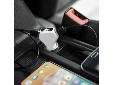 Carregador USB para carro 2000 mAh 145995