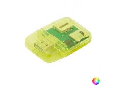 Leitor de Cartões USB 2.0 SD 143509