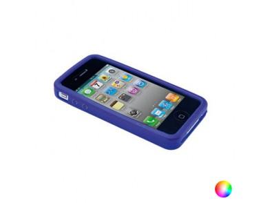 Capa para Telemóvel Iphone 4/4s/5/5s/se Silicone 143964