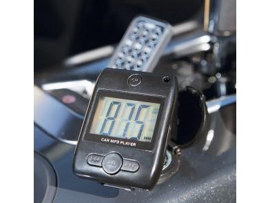Reprodutor MP3 e Transmissor FM para Auto 144392
