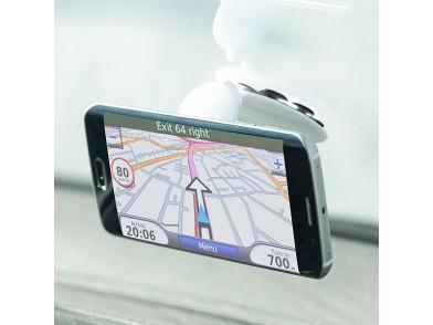Suporte de Telemóveis para Automóvel com Ventosa 145366