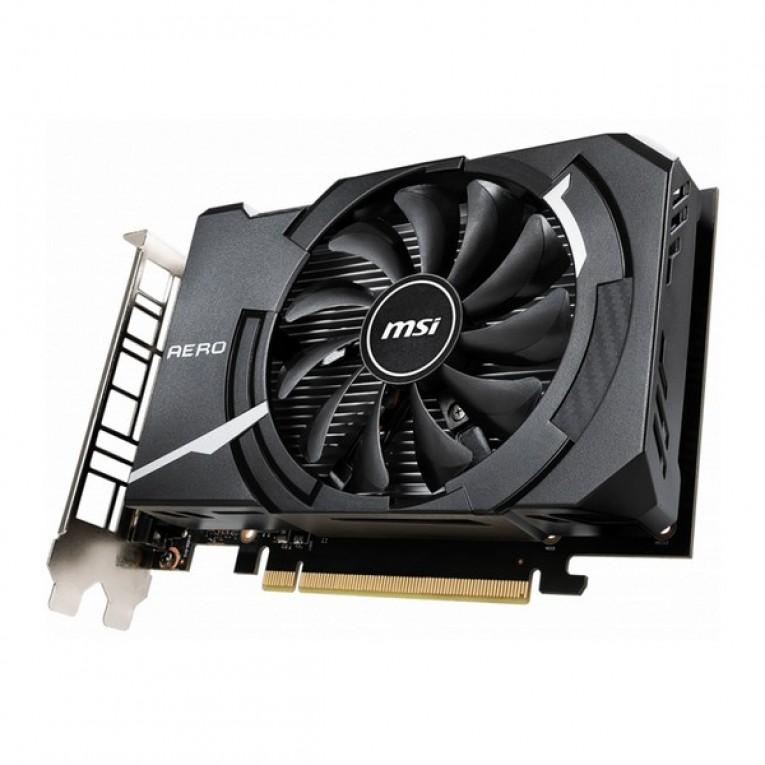 Placa Gráfica Gaming MSI NVIDIA GTX 1650 AERO 4 GB GDDR5