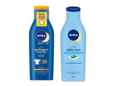 Conjunto de Proteção Solar Protege & Hidrata Nivea (2 pcs)