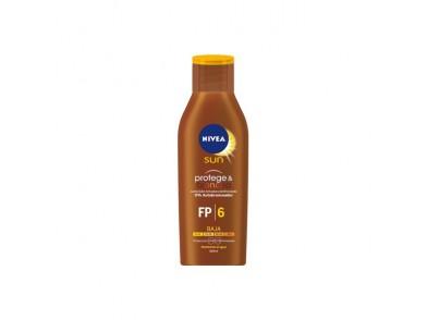 Leite Solar Protege & Broncea Nivea (200 ml)