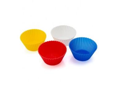 Formas de Silicone para Cupcakes (4 pcs) 143983