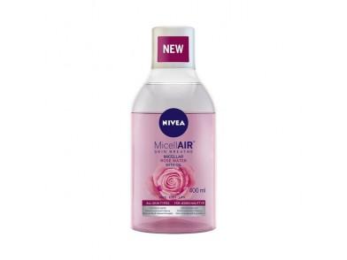 Água Micelar Rose Nivea (400 ml)