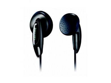 Auriculares de botão Philips SHE1350/00 (3.5 mm) Preto