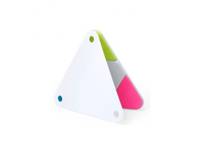 Bloco de Notas Triangular 146110