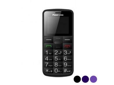 "Telefone Móvel para Idosos Panasonic Corp. KX-TU110EX 1,77"" TFT Bluetooth LED"