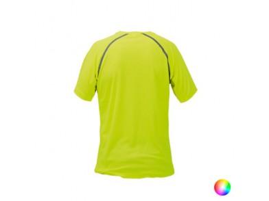 T-Shirt de Desporto de Manga Curta Unisexo 144471