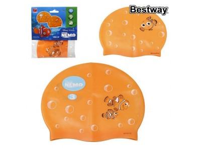 Touca de Natação Nemo Bestway Infantil 114184