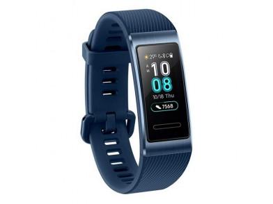 "Pulseira de Atividade Huawei Band 3 Pro 0,95"" AMOLED Bluetooth 100 mAh"