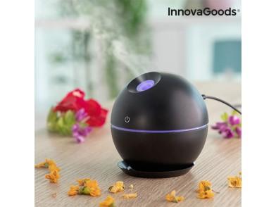 Mini-Humidificador Difusor de Aromas Black InnovaGoods