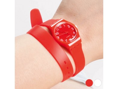 Relógio Unisexo com Pulseira Extra Larga 143969