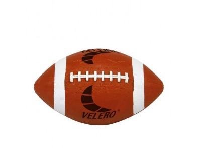 Bola de Rugby Borracha Castanho 114836