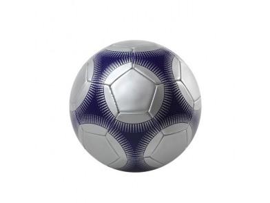 Bola de Futebol 113054 Prateado Azul