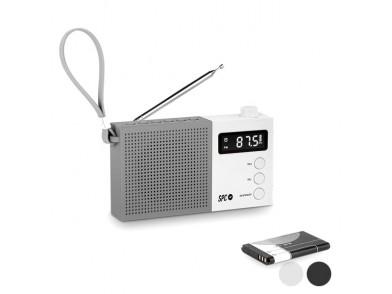 Rádio Transistor SPC Jetty Max 4578B AM/FM