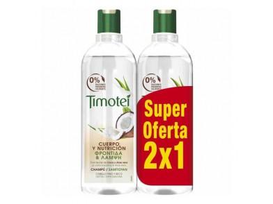 Champô para Dar Volume Timotei (2 pcs)